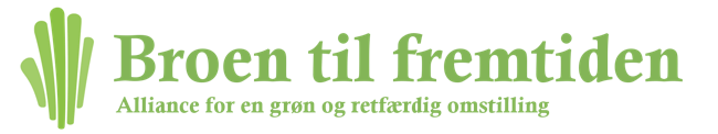 Logo for alliancen 'Broen til fremtiden'