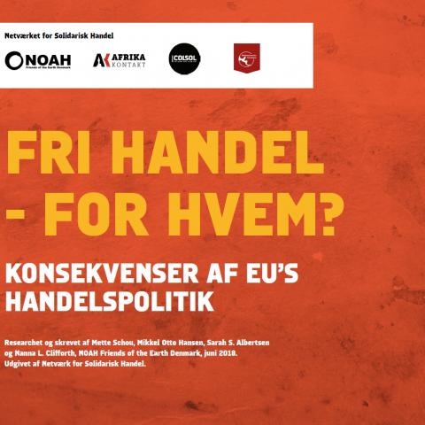 Fri handel - for hvem?
